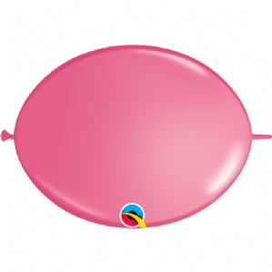 "Qualatex Quick Link Balloons - 6"" Rose Quick Link Balloons 